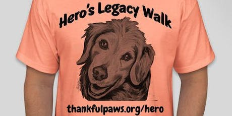 Hero's Legacy Walk-A-Thon tickets