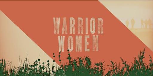 Warrior Women Hometown Gala