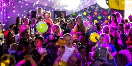 Big Fish Little Fish Family Rave, Derby with DJ Mark XTC tickets
