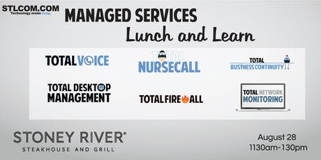 Managed Services Lunch and Learn tickets