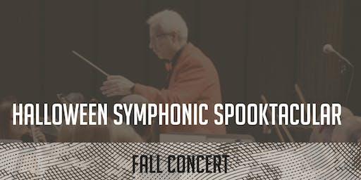 Halloween Symphonic Spooktacular