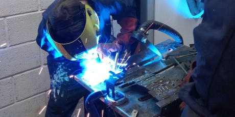 Introductory Welding for Artists (Tues 1 Oct - Afternoon) tickets
