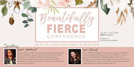 Beautifully Fierce Womens Conference tickets