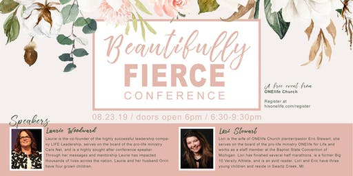 Beautifully Fierce Womens Conference