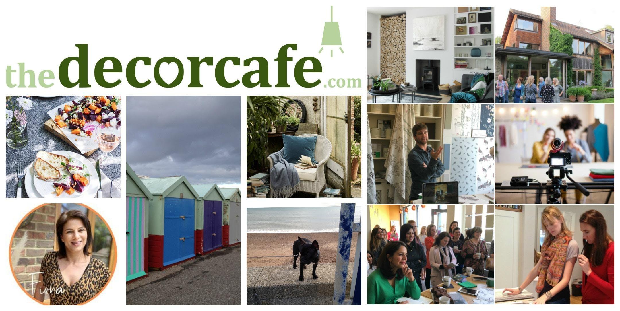The Decorcafe Brighton Launch