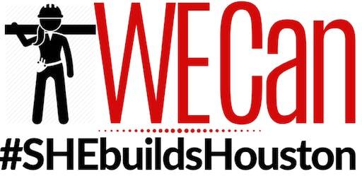 She Builds Houston - Aldine  ISD