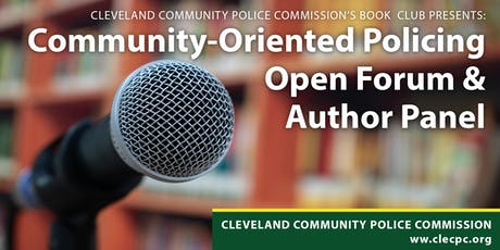 Community-Oriented Policing Open Forum & Author Panel tickets