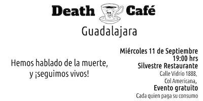 Death Cafe Guadalajara - Septiembre 2019