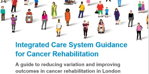 LAUNCH OF INTEGRATED CARE SYSTEM GUIDANCE FOR CANCER REHABILITATION