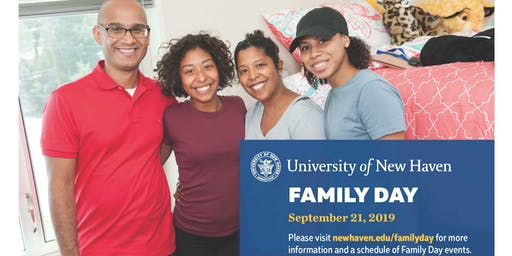 University of New Haven Family Day 2019