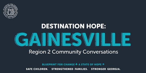 Community Conversations: Region 2 Meeting with Foster Parents (Public and Private)