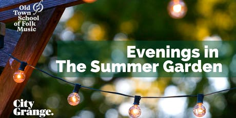 Evenings in The Summer Garden - August 28 tickets