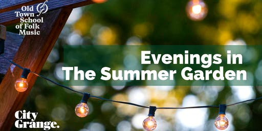 Evenings in The Summer Garden - August 28