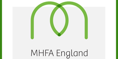 Adult MHFA - 2 day course (4th & 6th November)