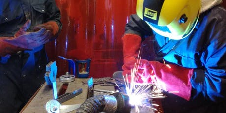 Introductory Welding for Artists (Fri 4 Oct - Morning)  tickets