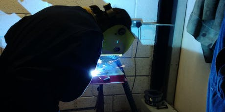 Introductory Welding for Artists (Fri 4 Oct - Afternoon) tickets