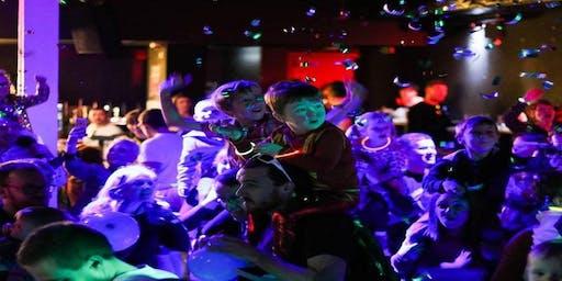 Big Fish Little Fish Family Rave Hard House Special, Leeds - DJ Rob Tissera