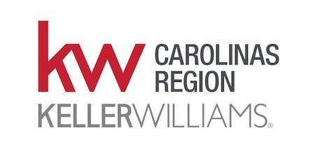KW Carolinas- Leverage Series- CV/30-60-90/Success Through Others - Smokey Garrett & Holly Serben - October 2019- Charlotte Area  tickets