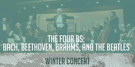 The Four Bs: Bach, Beethoven, Brahms, and the Beatles tickets