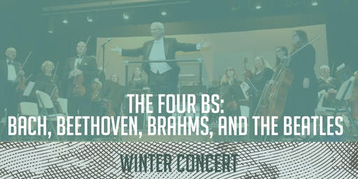 The Four Bs: Bach, Beethoven, Brahms, and the Beatles