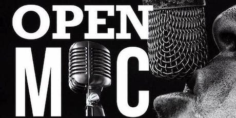 City Love Open Mic tickets