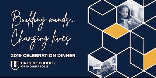 """""""Building Minds...Changing Lives"""" 2019 Dinner and Celebration"""