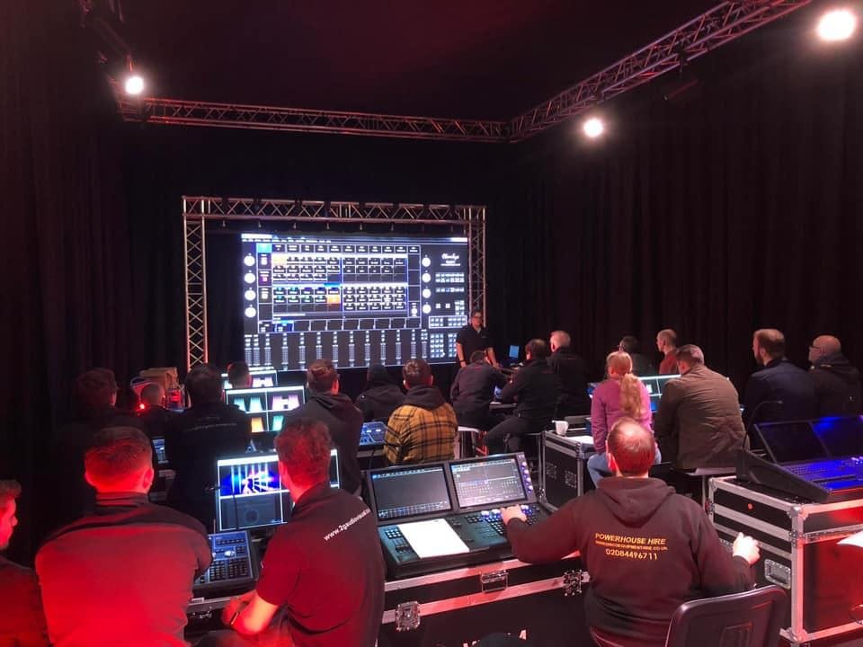 1 day Basic Training Course on ChamSys MagicQ 15th October Chauvet UK
