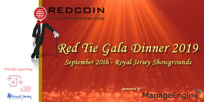 Redcoin - Red Tie Gala Dinner 2019