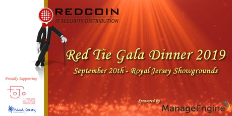 Redcoin - Red Tie Gala Dinner 2019 tickets