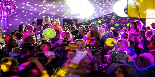 Big Fish Little Fish Family Rave,  York Theme: Circus