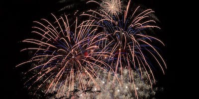 South Oxfordshire Spooktacular Fireworks Night 2019