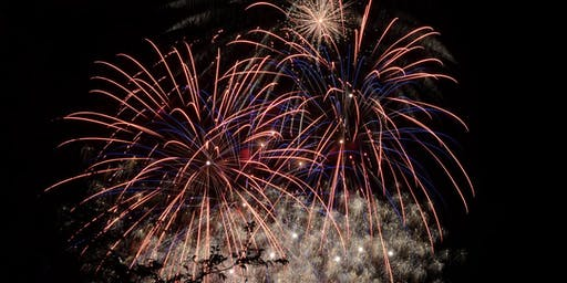 South Oxfordshire Spooktacular Fireworks Display 2019