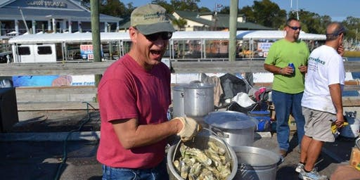 The 16th Annual MI2020 Oyster Roast