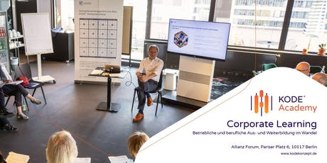 Corporate Learning - Tagesworkshop, Berlin, 27.11.2019 Tickets