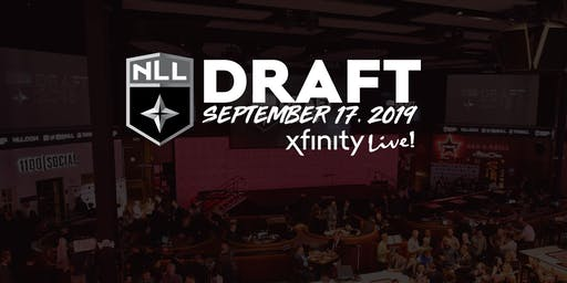 2019 NLL Entry Draft