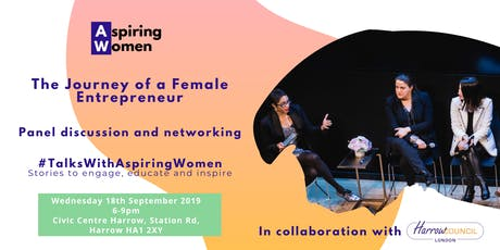 Talks with Aspiring Women: The Journey of a Female tickets