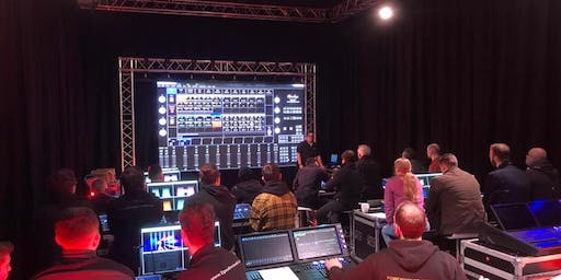 1 day Advanced MagicQ Training Course 16th October 2019 Chauvet UK