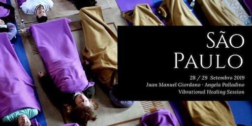 Juan Manuel Giordano- Vibrational Healing Session
