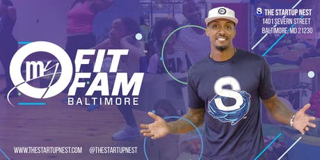 MY FitFam Baltimore tickets