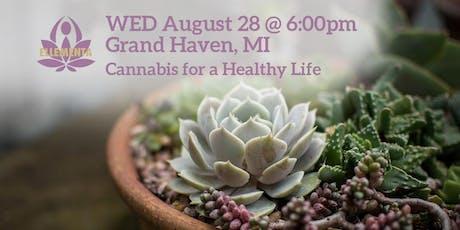 Ellementa West Michigan: Cannabis for Women: A Healthier Life tickets