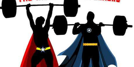 The Incredible SuperHero Weightlifting Championships tickets