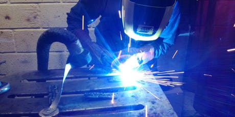 Introductory Welding for Artists (Sat 12 Oct - Morning) tickets