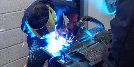 Introductory Welding for Artists (Sat 12 Oct - Afternoon) tickets