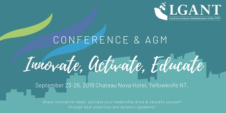 LGANT Professional Development Conference & AGM 2019 tickets