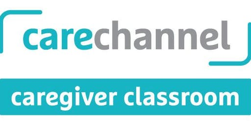Carechannel's FREE Caregiver Classroom Workshop - Markham