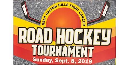 ROAD HOCKEY TOURNAMENT - Help Halton Hills Fight Cancer tickets