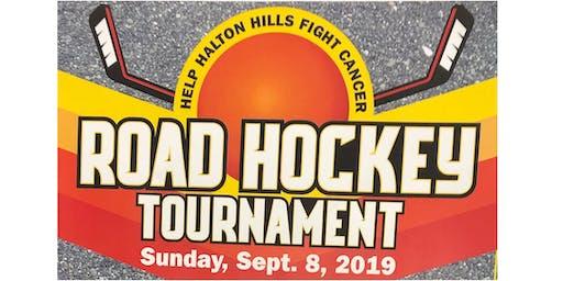 ROAD HOCKEY TOURNAMENT - Help Halton Hills Fight Cancer
