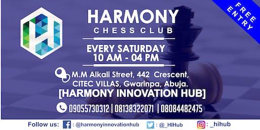HARMONY Chess Club