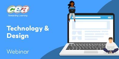 CCEA GCSE Technology & Design Subject Support Webinar