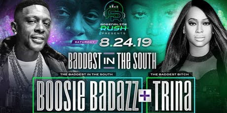 Boosie & Trina | The Baddest In The South tickets